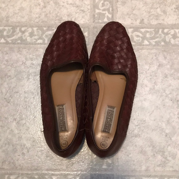 1d4e0efbf4d Predictions Leather Collection Wide Width Loafers.  M 5a95ca893b1608631495765a